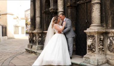 Wedding klip Nazar & Olenka