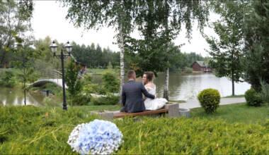 Wedding klip Roman & Viktoria